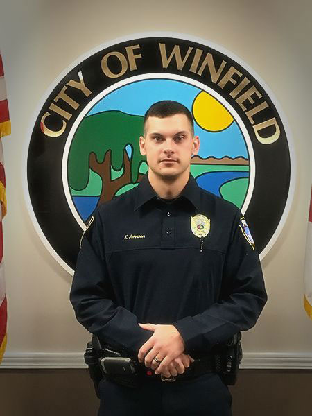 Officer Kevin Johnson