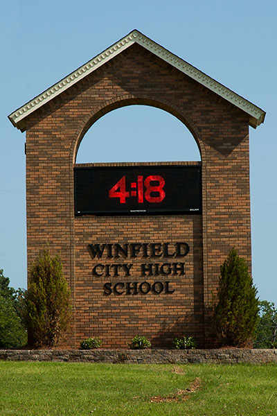 Winfield City High School